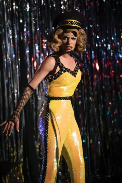 Ginger Performs - Katy Keene Season 1 Episode 2