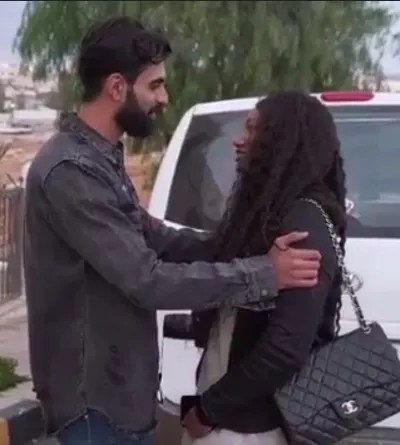 Brittany and Yazan Say Goodbye  - Tall  - 90 Day Fiance: The Other Way Season 2 Episode 14