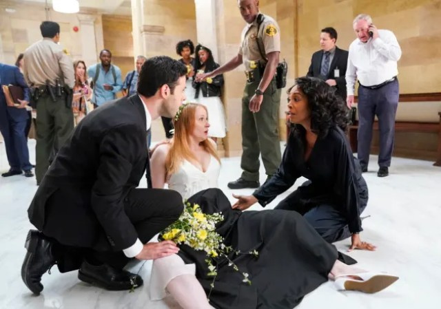 "wedding day all rise - All Rise (S01E05) ""Devotees in the Courthouse of Love"""
