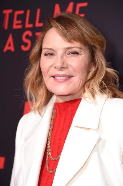 Kim Cattrall Attends the New York premiere of CBS All Access Drama