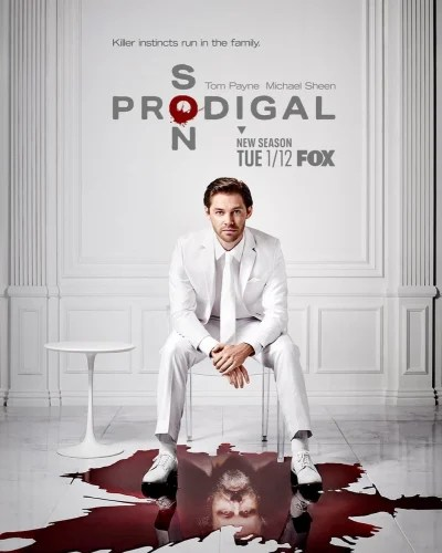 Prodigal Son Season 2 Key Art Tall