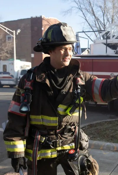 Severide - Chicago Fire Season 8 Episode 13