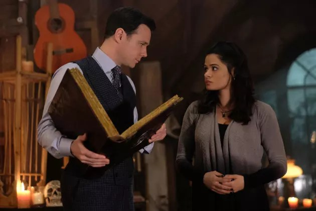 Image result for charmed 2018 harry