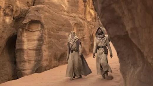 A Walk in A Desert - Star Trek: Discovery Season 1 Episode 1