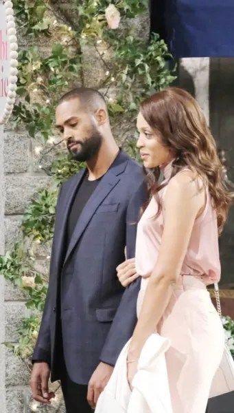 Confronting Their Enemy - Days of Our Lives
