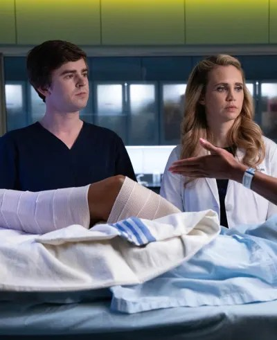 Shaun and Morgan Consult - The Good Doctor Season 3 Episode 11
