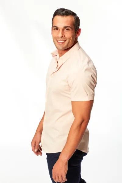 Yosef on The Bachelorette Season 16 Episode 10