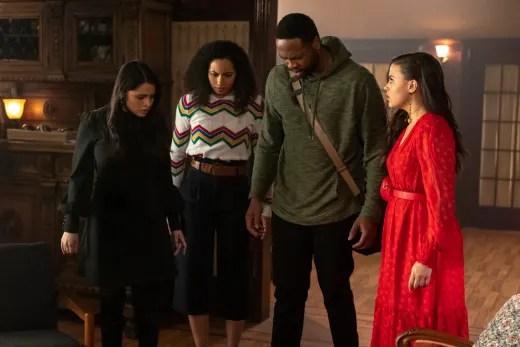 Surprise! Dead Body - Charmed (2018) Season 1 Episode 18