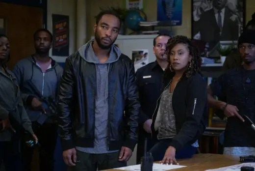The Resistance - Black Lightning Season 3 Episode 10
