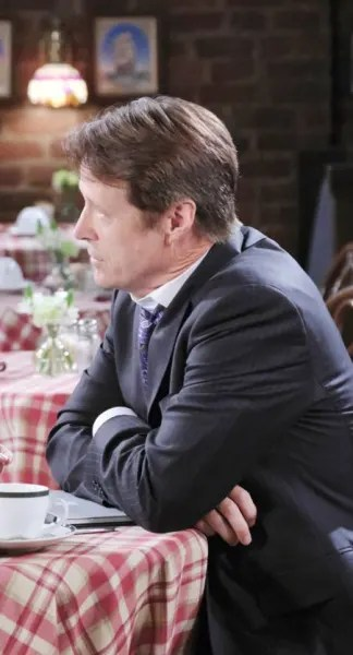 Seeking Jack's Advice/Tall - Days of Our Lives