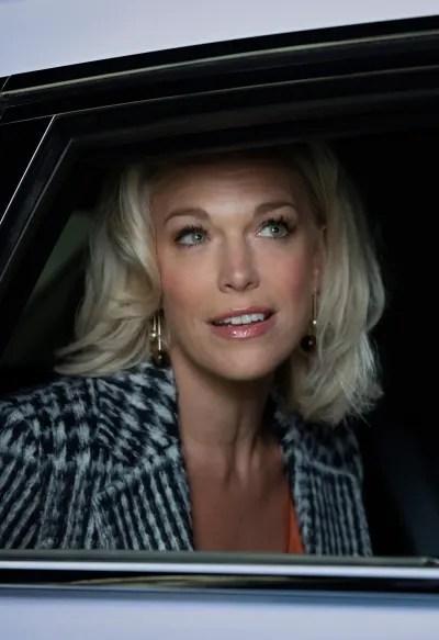 Rebecca In the Car - Ted Lasso Season 1 Episode 1