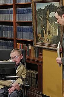 Stephen Hawking Big Bang Theory : stephen, hawking, theory, Theory, Season, Episode, Hawking, Excitation