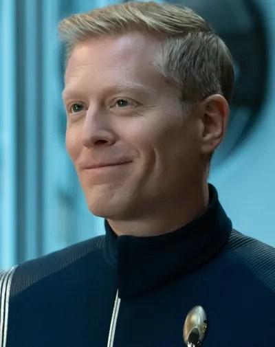 Stamets Smiling - Star Trek: Discovery Season 3 Episode 7