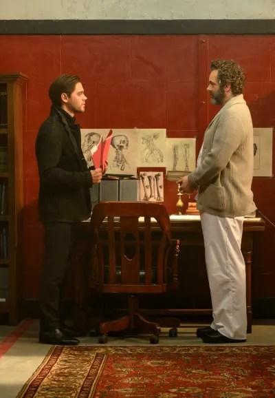 Like Father, Like Son - Tall  - Prodigal Son Season 1 Episode 1