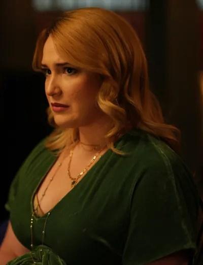 Davia Has A Visitor - Tall  - Good Trouble Season 2 Episode 4