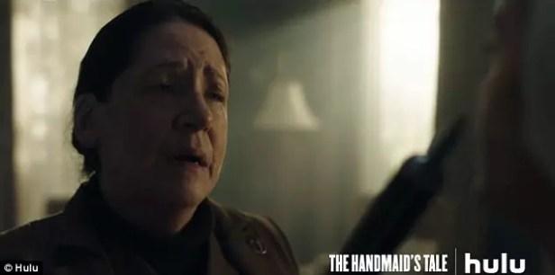 Aunt Lydia - The Handmaid's Tale