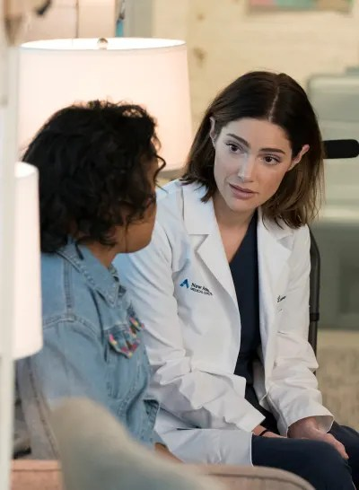 Consulting a Patient - Tall  - New Amsterdam Season 2 Episode 6