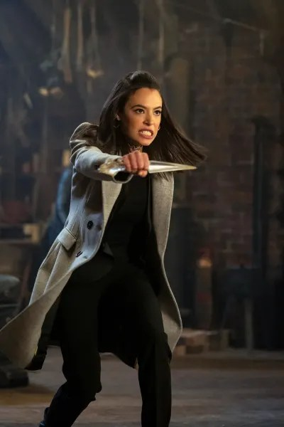 Tessa Tries The Traditional Way To Win - Charmed (2018) Season 1 Episode 18