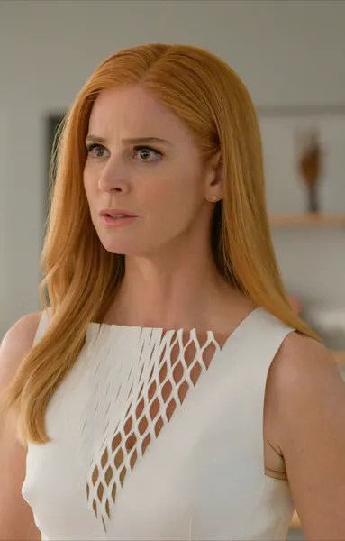 Donna Is Upset - Suits Season 9 Episode 2