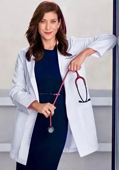 Addie Returns  - Grey's Anatomy