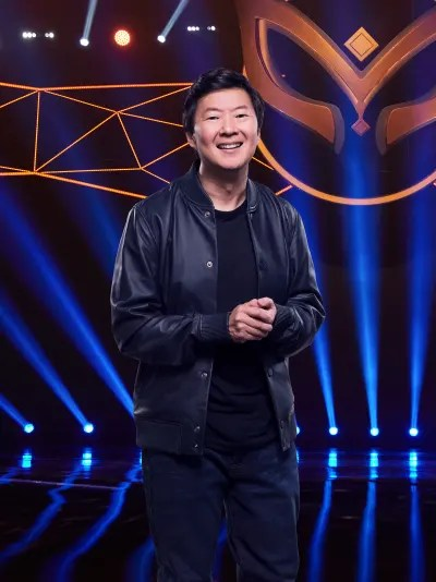 Ken Jeong on THE MASKED SINGER