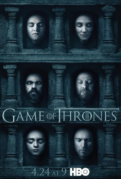 GoT Speak Their Names Poster 1 - Game of Thrones