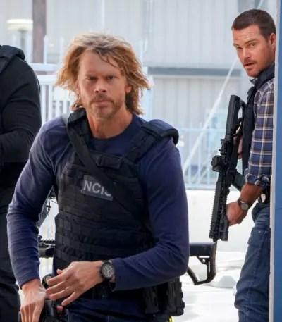 Sneaking In - NCIS: Los Angeles Season 11 Episode 12