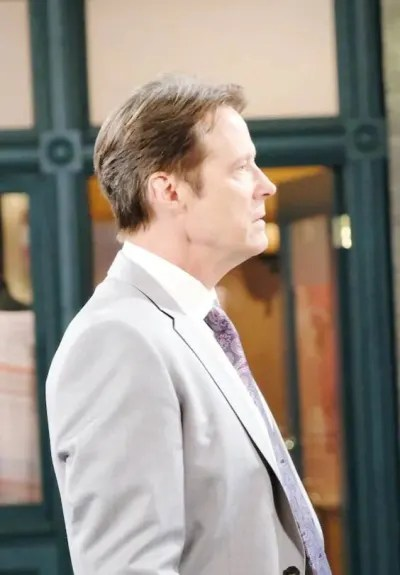 (TALL) Jack Makes Amends - Days of Our Lives