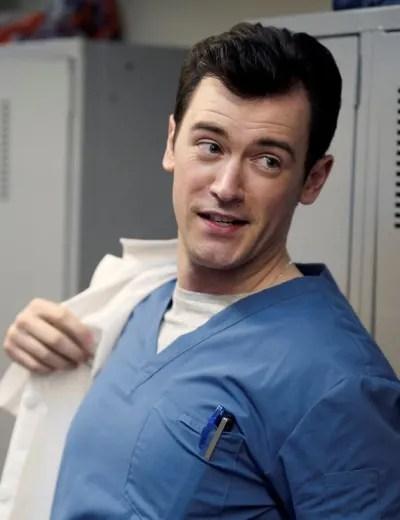 Theo Hunter - Transplant Season 1 Episode 2