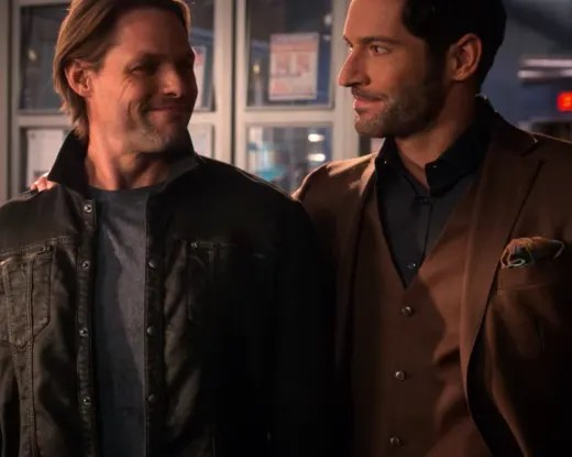 Lucifer takes Jed Season 5 Episode 6