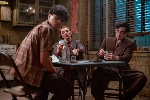 Pachuco's Table - Penny Dreadful: City of Angels Season 1 Episode 5