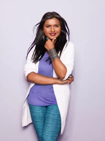 Mindy Kaling for The Mindy Project