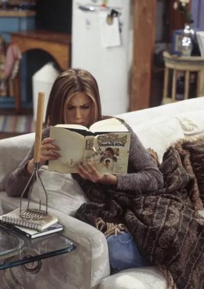 Book Exchange - Friends Season 3 Episode 13