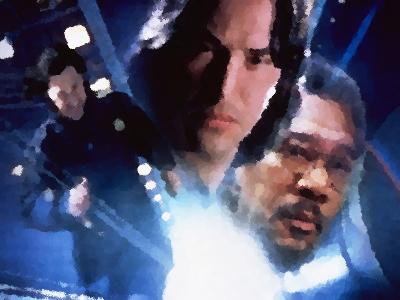 『チェーン・リアクション』(1996年) あらすじ&ネタバレ キアヌ・リーブス&モーガン・フリーマン主演
