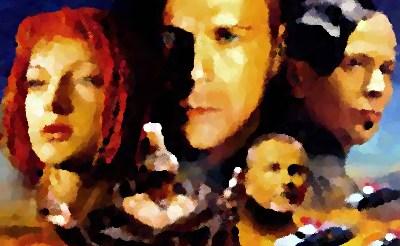 『フィフス・エレメント』(1997年) あらすじ&ネタバレ ブルース・ウィリス,ミラ・ジョヴォヴィッチ主演