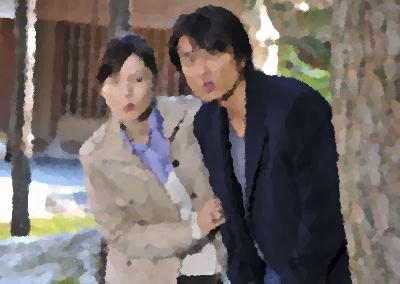 山村美紗サスペンス12 「京都・竜の寺密室殺人」