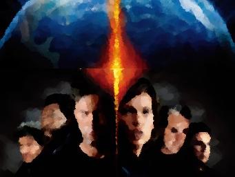 『ザ・コア』(2003年) アメリカ アーロン・エッカート&ヒラリー・スワンク主演