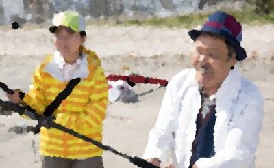 釣りバカ日誌2 第7話「危険な釣りガール」渡辺優奈&おはガール ゲスト出演
