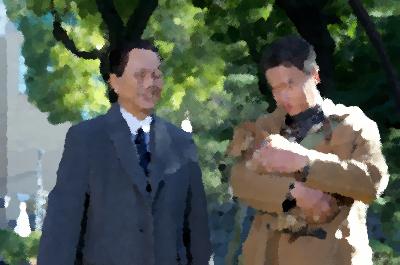 相棒12(2014年)第13話「右京さんの友達」あらすじ&ネタバレ 尾美としのり,佐藤寛子ゲスト出演