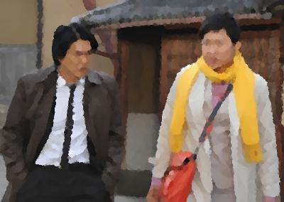 『広域警察・ふたりの刑事』(広域警察1 2008年5月) あらすじ&ネタバレ 高橋克典,山崎静代,古村比呂 出演