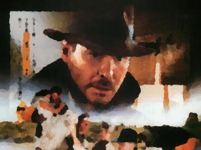 『レイダース/失われたアーク《聖櫃》』(1981年) あらすじ&ネタバレ インディ・ジョーンズ第1弾 ハリソン・フォード主演