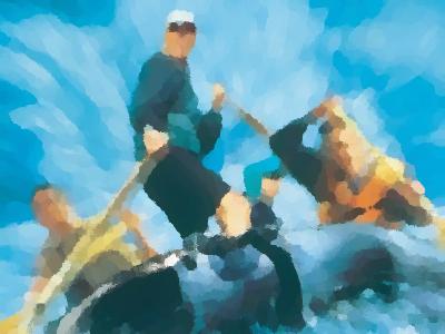 『激流』(映画 1994年) あらすじ&ネタバレ メリル・ストリープ主演 VS ケヴィン・ベーコン