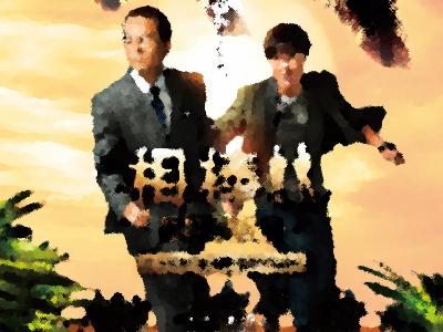 『相棒 劇場版Ⅲ 巨大密室! 特命係 絶海の孤島へ』(2014年) あらすじ&ネタバレ 伊原剛志,釈由美子ゲスト出演
