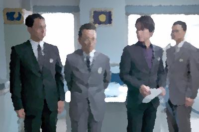 相棒8(2010年)第12話「SPY」あらすじ&ネタバレ 美木良介,小嶺麗奈ゲスト出演