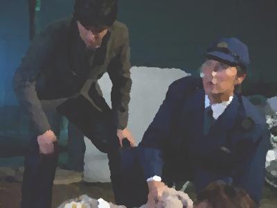 相棒11(2012年)第6話「交番巡査・甲斐享」あらすじ&ネタバレ 賀集利樹,小林高鹿ゲスト出演