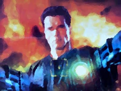 アーノルド・シュワルツェネッガー『イレイザー』(1996年) あらすじ&ネタバレ スゴ腕の証人保護官が狙われた重要証人の命を護るため闘いに挑む!!