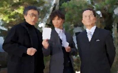 相棒11(2012年)第7話「幽霊屋敷」あらすじ&ネタバレ 松尾貴史,島津健太郎ゲスト出演