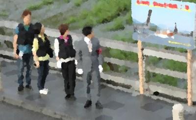 科捜研の女13第3話「狙われた観光名所!…」神尾佑,辻本祐樹ゲスト出演