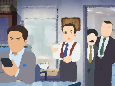 ドラえもん「あい棒」あらすじ&ネタバレ 相棒の杉下右京と冠城亘がアニメで出演!