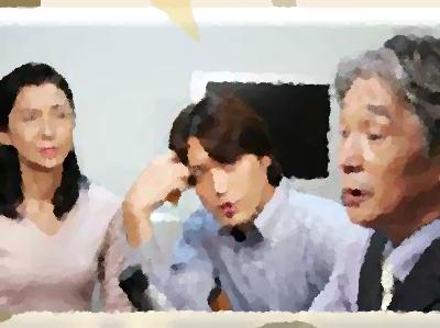 『熟年結婚~妻への詫び状~』(2006年11月)あらすじ&ネタバレ堺正章,高橋惠子出演